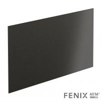 Crédence de cuisine N°506 - Décor Noir Métal - Stratifié - L300 x H64 x E0,9 cm - PLANEKO