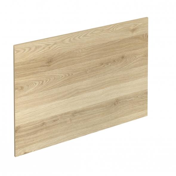 Crédence salle de bains N°222 - Chêne Prestige - Stratifié - L300 x H64 x E0.9 cm - PLANEKO