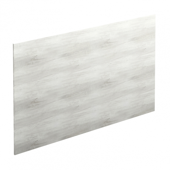 Crédence de cuisine N°212 - Décor Chêne blanchi - Stratifié - L300 x H64 x E0,9 cm - PLANEKO