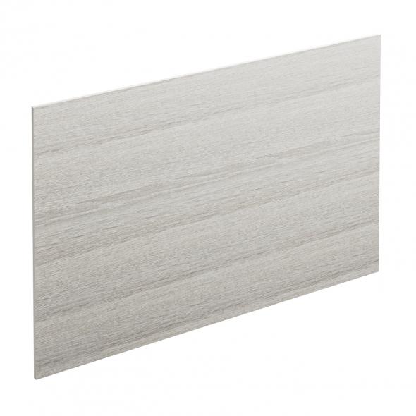 PLANEKO - Crédence salle de bains N°206 - Chêne grisé - L300xH64xE0,9
