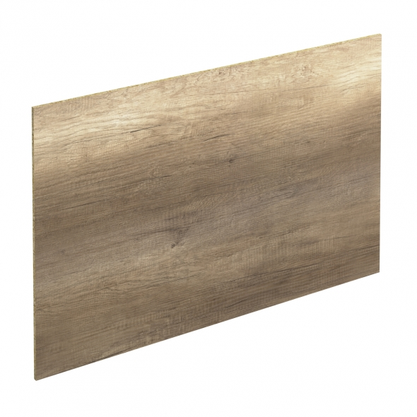 PLANEKO - Chant crédence N°25 - Chêne relief - L500xl1,3xE0,1cm