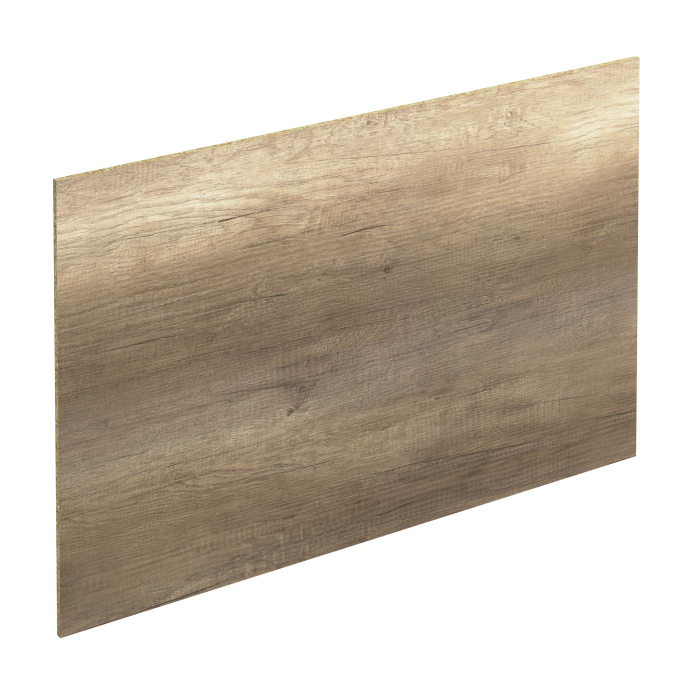 Crédence de cuisine en verre alu bois béton granit Oskab
