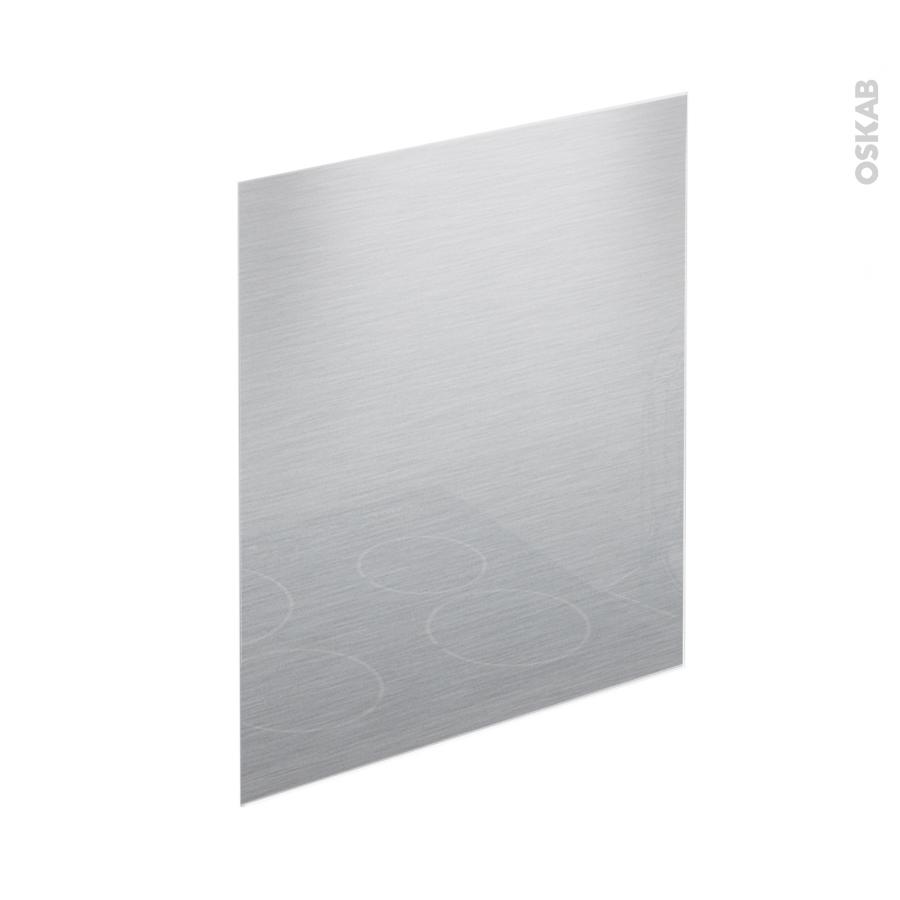 Fond De Hotte Verre Ikea fond de hotte cuisine verre finition inox l60 x h65 x e0,4 cm, planeko