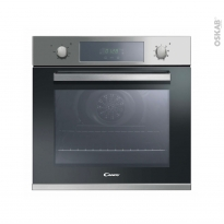 Four encastrable - Multifonction 65L - Inox - CANDY - FCP605X/E