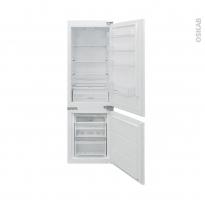 Réfrigérateur combiné 251L - Intégrable 177cm - CANDY - BCBS172T