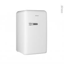Petit réfrigérateur 124L - Pose libre 96cm - Blanc - CANDY - CKRTOS 544 WH