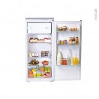 Réfrigérateur 179L - Intégrable 122cm - CANDY - CIO225EE