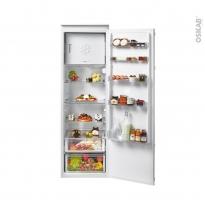 Réfrigérateur 286L - Intégrable 178cm - CANDY - CFBO3550E/N