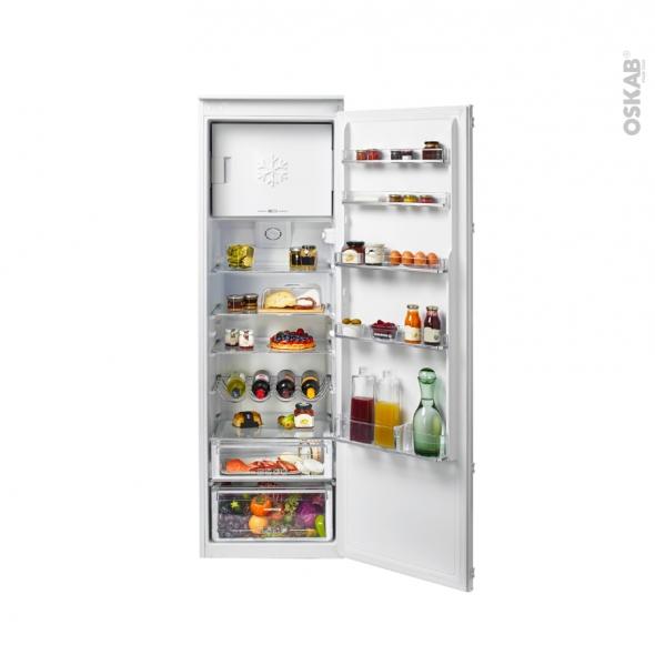 Réfrigérateur 286L - Intégrable 178cm - ROSIERES - RBOP3683/N