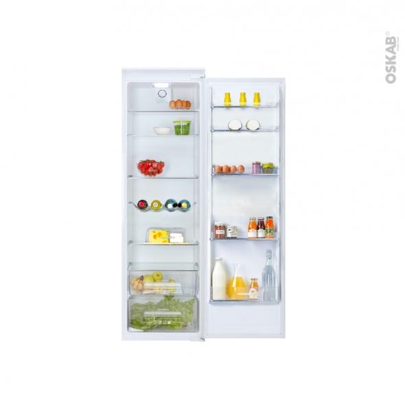 Réfrigérateur 316L - Intégrable 178cm - ROSIERES - RBLP3683N/N