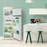 #Réfrigérateur combiné 304L - Pose libre 175cm - Crème - CANDY - CVRDS 6174WH