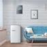 #Petit réfrigérateur 124L - Pose libre 96cm - Blanc - CANDY - CKRTOS 544 WH
