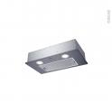 Hotte de cuisine aspirante - Groupe filtrant 52cm - Inox - CANDY - CBG625/1X