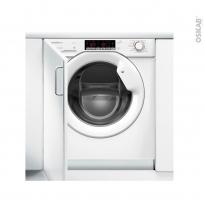 Lave linge Séchant 60CM - Intégrable 9+5kg - ROSIERES - OBDS495TWMCE/47