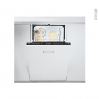 Lave vaisselle 45cm - Full Intégrable 10 couverts - CANDY - CDI2T1047