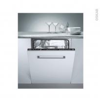 Lave vaisselle 60CM - Full Intégrable 15 couverts - CANDY - CDI3DS53D-47