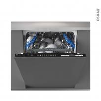 Lave vaisselle 60cm - Full Intégrable 15 couverts - CANDY - CDIN 4D530PB/E