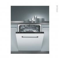 Lave vaisselle 60CM - Full Intégrable 16 couverts - ROSIERES - RLF2DC623-47