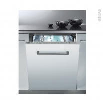 Lave vaisselle 60CM - Full Intégrable 16 couverts - ROSIERES - RLF3T61PWDF