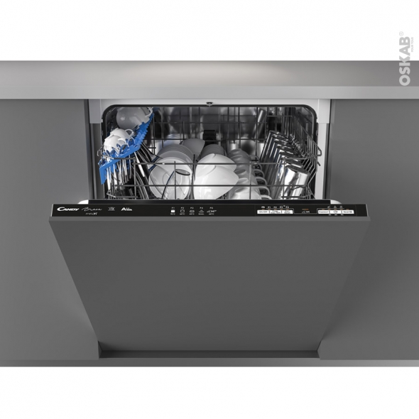 Lave vaisselle 60cm - Full Intégrable 13 couverts - CANDY - CDIN 2L350PB-47