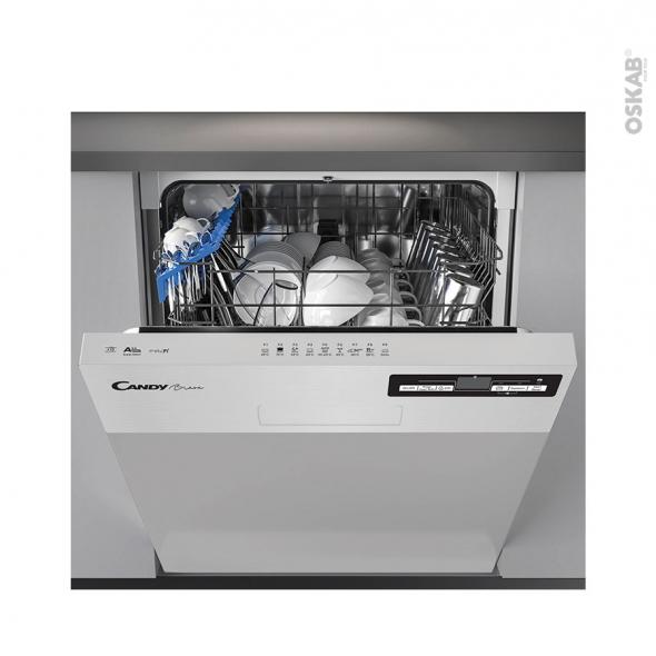 Lave vaisselle 60CM - Intégrable 13 couverts - Blanc - CANDY - CDSN2D350PW