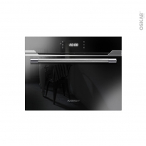Four micro-Ondes 44L - Intégrable 45CM - Inox - ROSIERES - RMCS550X
