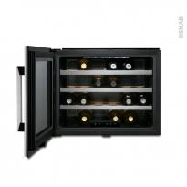 Cave à vin de service -  Encastrable 45 cm - Inox - ELECTROLUX - ERW0670A