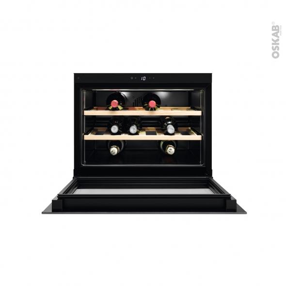 Cave à vin - Encastrable 45cm - Noir et Inox - ELECTROLUX - KBW5X