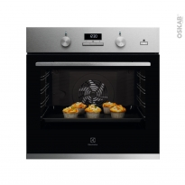 Four Multifonction - Catalyse 72L - Inox Anti Trace - ELECTROLUX - KOD3C00X