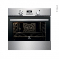 Four multifonction - Convection Naturelle 72L - Inox Anti Trace - ELECTROLUX - EOB2300AAX