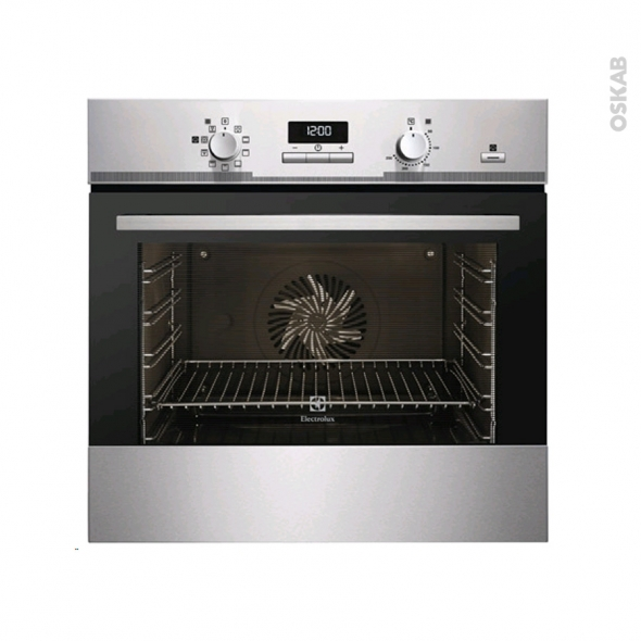 Four Multifonction - Catalyse 72L - Inox Anti Trace - ELECTROLUX - EOA3404AAX
