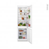 Réfrigérateur combiné 253L - Intégrable 178cm - ELECTROLUX - ENN2852ACW