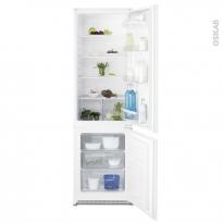 Réfrigérateur combiné 277L - Intégrable 177 cm - ELECTROLUX - ENN2900EOW