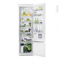 Réfrigérateur 178cm - Intégrable 319L - FAURE - FBA32055SA