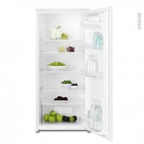 Réfrigérateur 122cm - Intégrable 208L - ELECTROLUX - ERN2100EOW