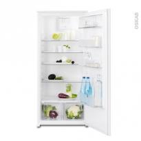 Réfrigérateur 122cm - Intégrable 208L - ELECTROLUX - ERN2212BOW