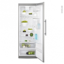 Réfrigérateur 395L - Pose libre 185 cm - Inox Anti Trace - ELECTROLUX - ERF4116AOX
