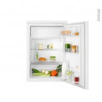 Réfrigérateur 85cm - Sous plan 119L - Blanc - ELECTROLUX -LXB1SE11W0