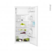 Réfrigérateur 187L - Intégrable 122cm - ELECTROLUX - ERN2011FOW