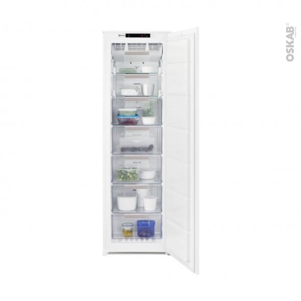 Congélateur 178cm - Intégrable 204L - ELECTROLUX - LUT6NF18S