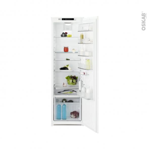 Réfrigérateur 310L - Intégrable 178cm - ELECTROLUX - LRB3DE18S