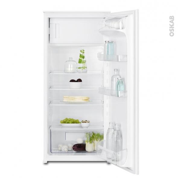 Réfrigérateur 122cm - Intégrable 189L - ELECTROLUX - ERN2000EOW