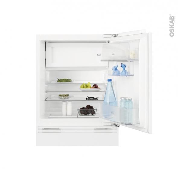 Réfrigérateur 109L - Intégrable 82cm - ELECTROLUX - ELFB3AF82YY