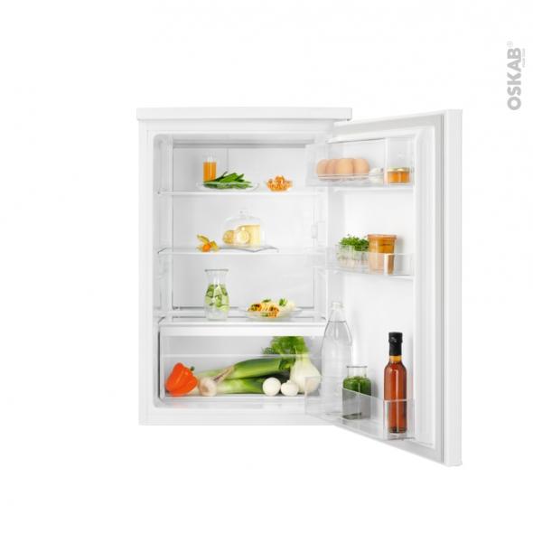 Réfrigérateur 85cm - Sous plan 153L - Blanc - ELECTROLUX - LXB1AF13W0