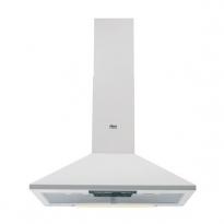 Hotte pyramide - 60cm - Blanc - FAURE - FHC60131W1