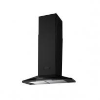 Hotte de cuisine aspirante - Pyramide 60 cm - Noir - ELECTROLUX - EFC60465OK