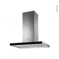 Hotte de cuisine aspirante - Ilôt décorative 90cm  - Inox - ELECTROLUX - LFI769X