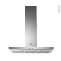 Hotte de cuisine aspirante - Box 90 cm - Inox - ELECTROLUX - EFB90981OX