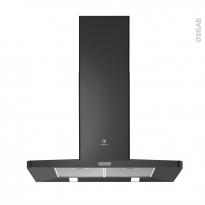 Hotte de cuisine aspirante - Pyramide 90 cm - Noir - ELECTROLUX - EFF90462OK