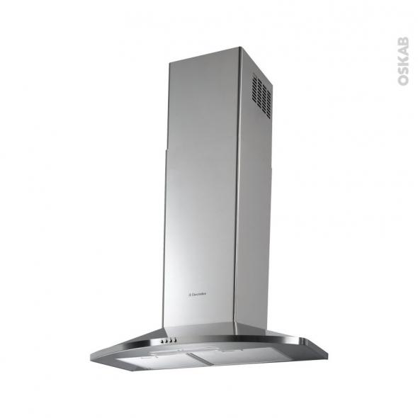 Hotte pyramide - 60cm - Inox - ELECTROLUX - EFC60465OX